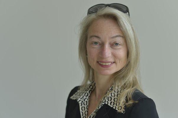 Beatrice Gründler ist Professorin Arabische Sprache und Literatur